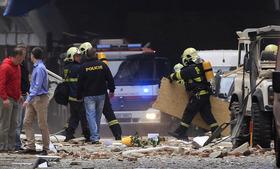 Czech Republic Explosion