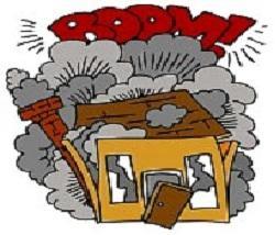 9113683-l-immagine-di-una-casa-in-demolizione