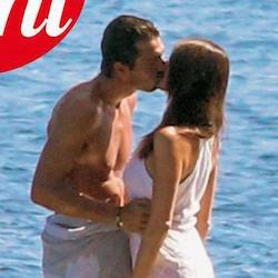 Calcio: vacanze in Grecia per Gigi Buffon e Ilaria D'Amico