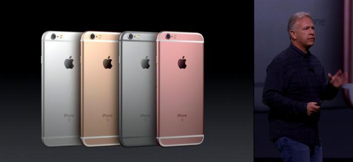 Apple nuovi iPhone