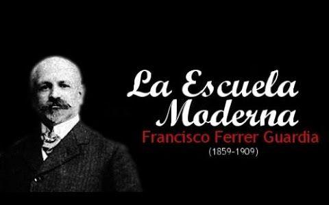 FRANCISCO FERRER UN PEDAGOGISTA ANARCHICO